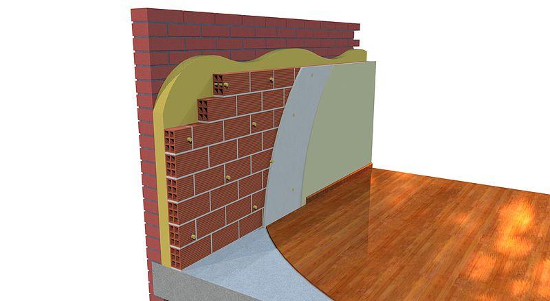 Aislamientos herruzo poliuretano - Mejor aislante termico paredes ...